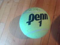 GROSSE BALLE de TENNIS - PENN 1