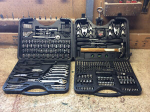 Job mate socket & tool kit