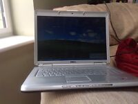 Dell Inspiron 1520 laptop formatted back to factory settings ready for new use