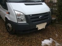 FORD TRANSIT FRONT END FOR TRUCK OR BUS