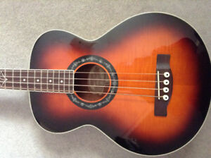 Fender T-Bucket Acoustic/Electric Bass Guitar