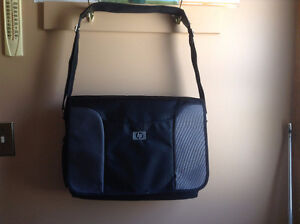 HP computer bag/briefcase with strap