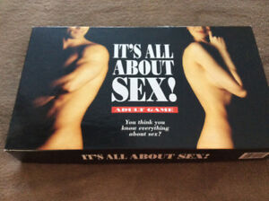 It's All About Sex game