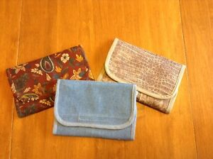 New Hand Crafted Wallets Stratford Kitchener Area image 1