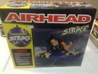 Airhead strike water towable tube
