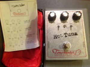 PÉDALE OVERDRIVE TONEHUNTER HOT TUNA
