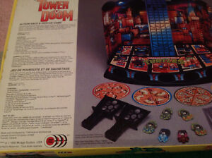 New Price TMNT Tower of Doom Vintage Game Free Collectibles London Ontario image 4