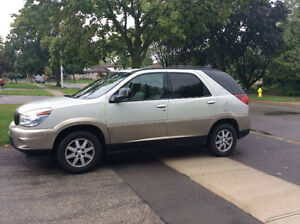2004 Buick Rendezvous SUV - 2200 As Is