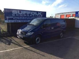 MERCEDES-BENZ VITO-LWB-**SORRY NOW SOLD-SOLD**