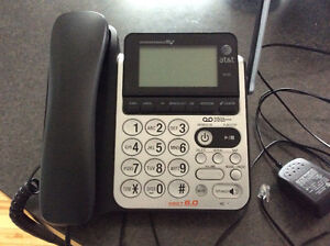 High quality office stylespeaker phone with additional cordless