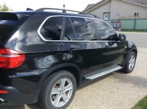 2008 Black BMW X5 4.8i SUV