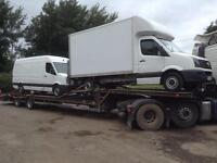 WEBB LOW LOADER