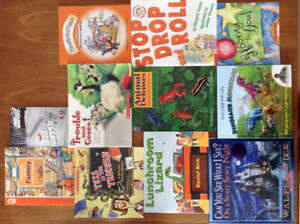 Assorted books for Kids- mostly Scholastic