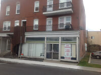 Local commercial centre-ville VALLEYFIELD
