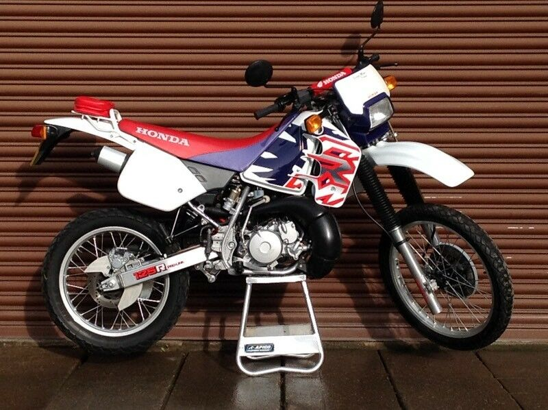 Honda CRM 125 R Very Rare. Only8275miles. Delivery Available *Credit & Debit Cards Accepted*