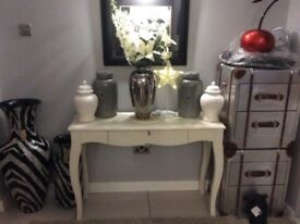 Stunning Next Isabella Console Table/Dressing Table.