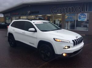 2016 Jeep Cherokee Limited  - Leather Seats -  Bluetooth - $183.