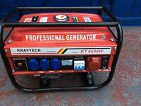 Kraftech generator 6500w