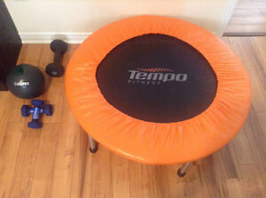 Trempoline exercise