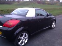 2006 Vauxhall Tigra 1.4 petrol run very nice and warranty available