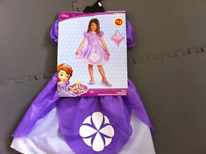 Brand New Kid Costume Sofia the First