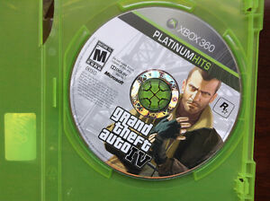 GRAND THEFT AUTO IV for XBox360 in Excellent Condition