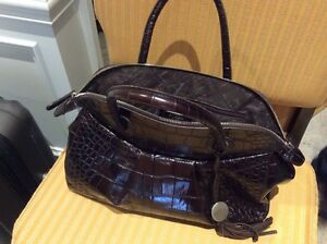 Furla Made in Italy Leather Purse for Sale