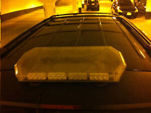 """LED lightbar 24"""" Amber -Good for tow truck,snow plow,security"""