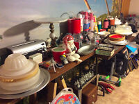 2 CHURCH CHRISTMAS SALES & A MOVING SALE 1 AREA