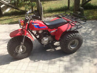 For sale Honda ATC 200S three wheeler