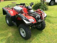 2019 SUZUKI OZARK LT-F250 2WD ATV for sale  Northallerton, North Yorkshire