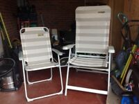 Four Garden Chairs SOLD