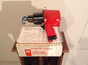 New 3/4 inch Chicago Pneumatic air impact wrench