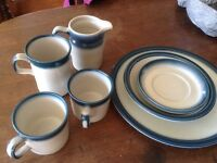 Wedgewood Pacific Blue China