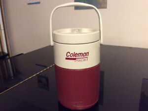 Coleman refreshment/ice cooler
