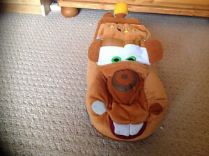 Cars Tow Mater plush toy almost new