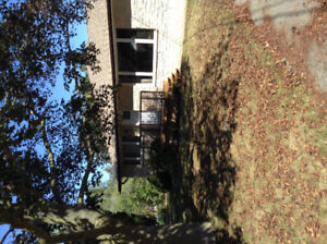 Bungalow on 1/3 acre country lot