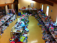 Sunset Church's Children's Clothing, Toys and Books Consignment