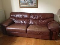 Brown Leather Sofas For Sale Can Deliver