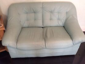 Two two seater settee's