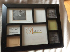 Multi Opening Collage Frame