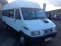 IVECO TURBODAILY MOTORHOME CAMPER DAY VAN EXCELLENT CONDITION YEARS MOT