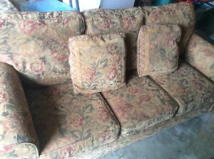 Comfy 3 Seater Couch / Sofa