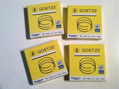 4x Kolbenringe Satz Opel 1,6 l 8V 16V 79mm Y16XE Z16SE Z16XE X16XEL