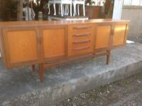 G Plan Fresco 7ft Sideboard