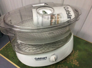 For sale Cuisinart vegetable steamer