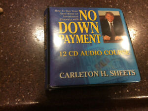 12 CD audio course by Carleton sheets