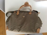 soft holdall brand new beige colour Jump brand