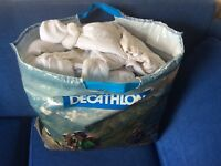 full bag of Baby girls clothes 0-3m