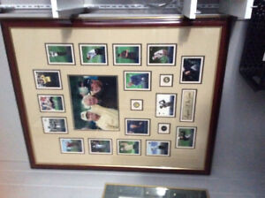Golf Legends Framed Picture